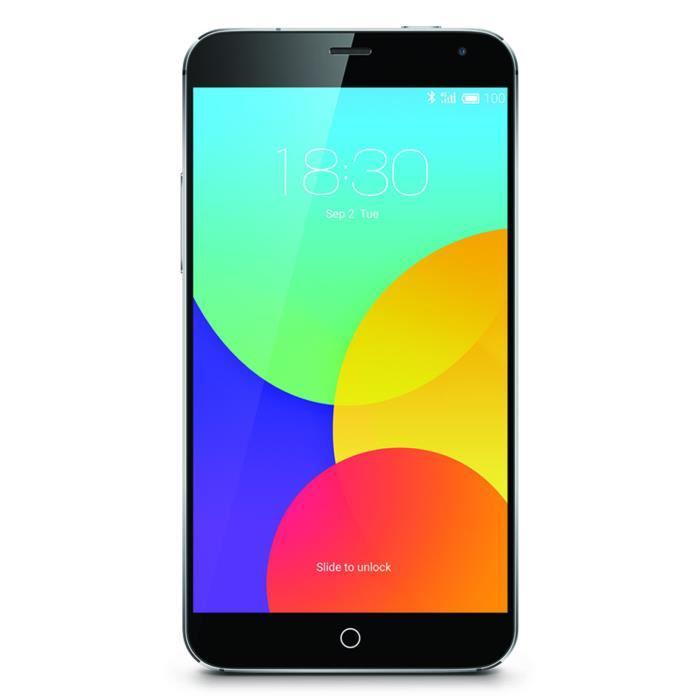 Smartphone Meizu Mx4 16 Go - Gris  (avec ODR 30€)