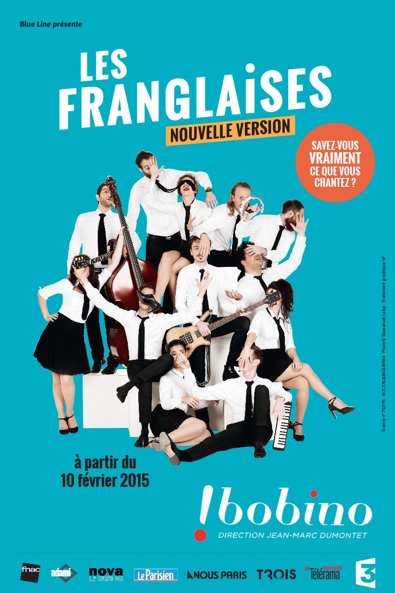 Spectacle Les Franglaises