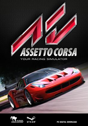 Jeu de simulation automobile - Assetto Corsa sur PC (Steam)