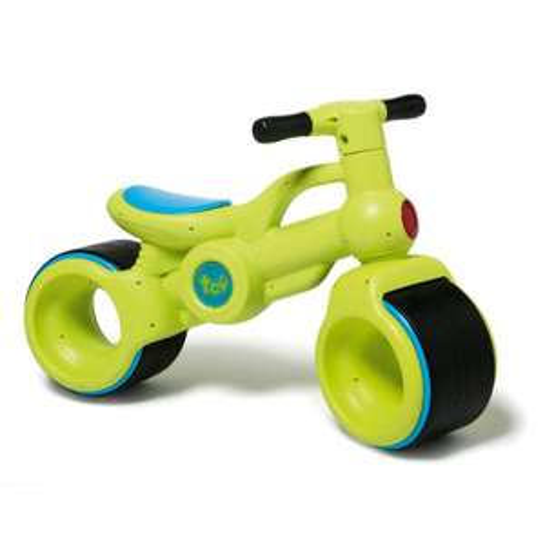 Porteur Moto avec guidon directionnel pour enfant