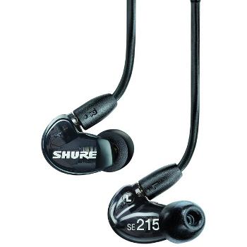 Ecouteur intra-auriculaire Shure SE215 Noir