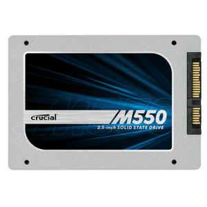 Disque SSD Crucial M550 256 Go