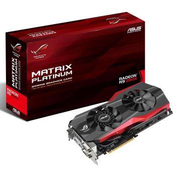 Carte graphique Asus ROG Matrix AMD R9 290X 4Go GDDR5 + 3 jeux offerts