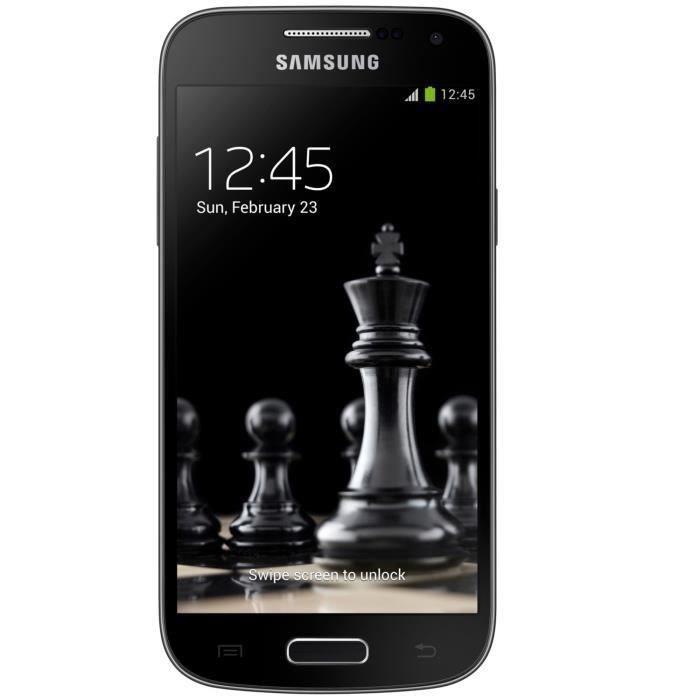 Smartphone Samsung Galaxy S4 Black Edition