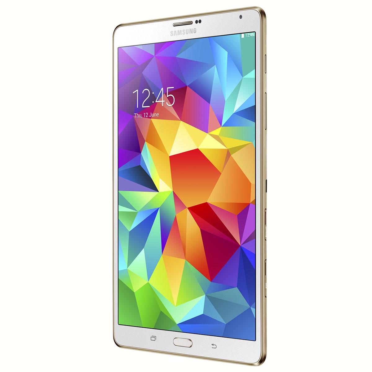 "Tablette Samsung Galaxy Tab S 8,4"" (Avec ODR de 50€)"