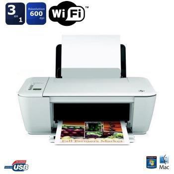 Imprimante Wi-Fi Multifonction HP Deskjet 2542