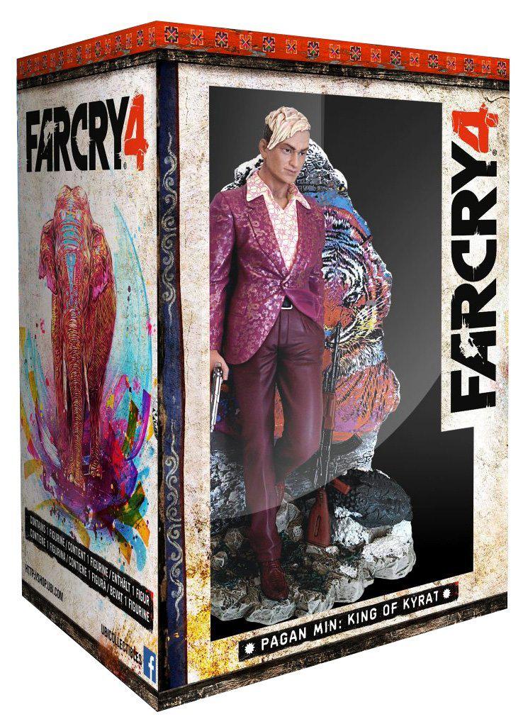 Sélection de figurines soldées - Ex : Far Cry 4 Pagan Min ou Assassin's Creed Unity Elise