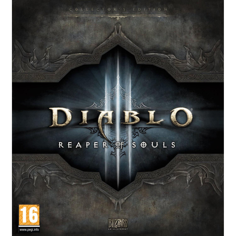Diablo III: Reaper of Souls - Edition Collector sur PC/MAC