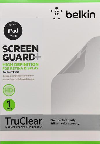 Protection écran Belkin ScreenGuard+ pour iPad Air