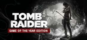 Tomb Raider GOTY sur PC (Steam)