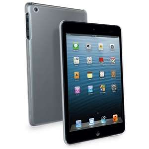 Coque iPad Mini rigide Muvit translucide