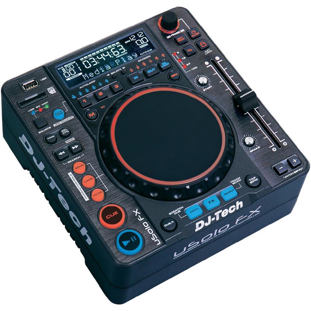 Controleur USB DJ Tech Usolo-FX