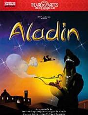"""Place pour le spectacle pour enfants """"Aladin"""" (Théâtre des Variétés, Paris)"""