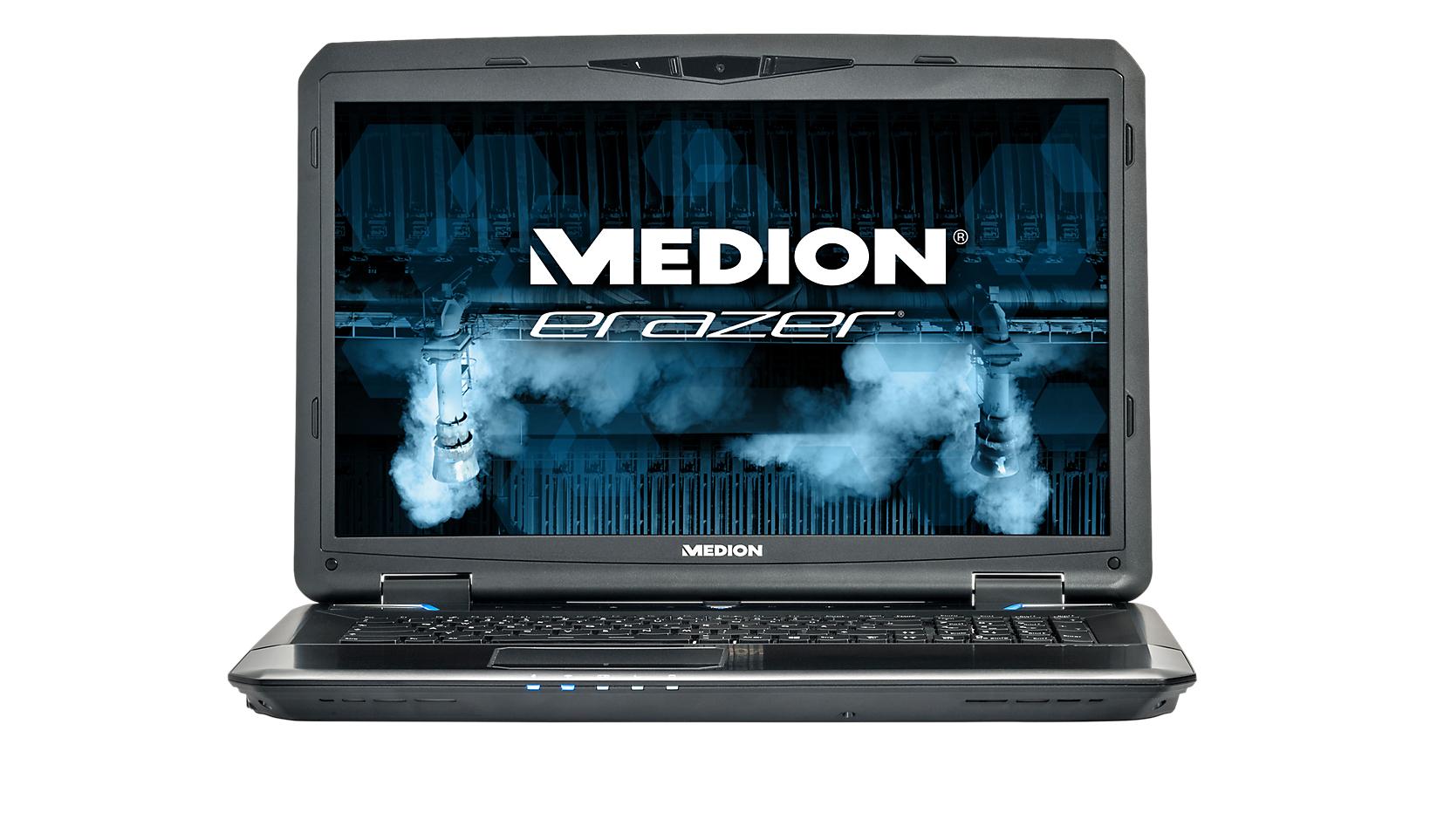 "PC Portable 17,3"" Medion Erazer NB Gamer X7829"