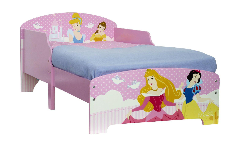 Lit Disney Princesses MDF Worlds Apart 863636 Moderne - Rose