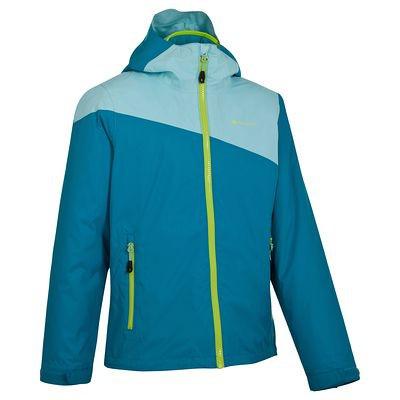 Veste Quechua Forclaz 900 3 en 1 Warm Enfant Bleu (Taille 8 et 10ans)