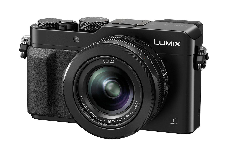 Appareil photo Panasonic Lumix DMC-LX100 - 16.84 Mpix - Zoom Optique 3 x
