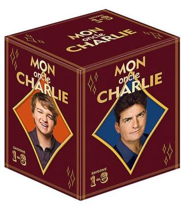 Coffret Mon oncle Charlie - Saisons 1 à 8 DVD