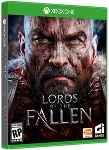 Lords of the Fallen sur Xbox One