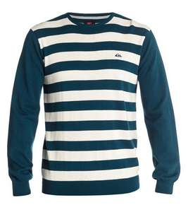 Pull Homme Quiksilver Creedence Zip à 19.12€ ou Ban Ban Crew