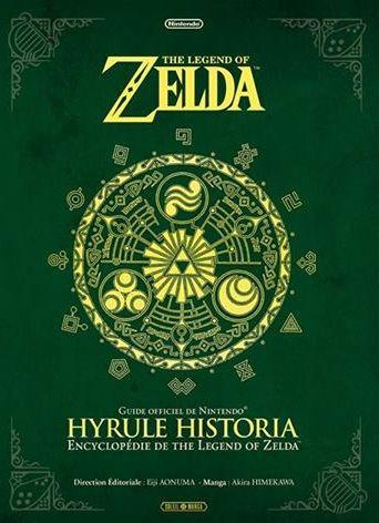 Livre Collector The Legend Of Zelda Hyrule Historia