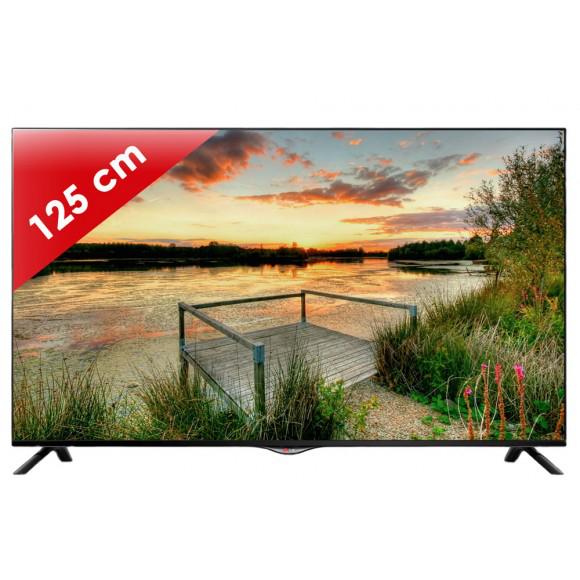 "TV LED 49"" LG - 4K Ultra HD 49UB820V -  1000 Hz - Smart TV - DLNA (modèle d'exposition)"