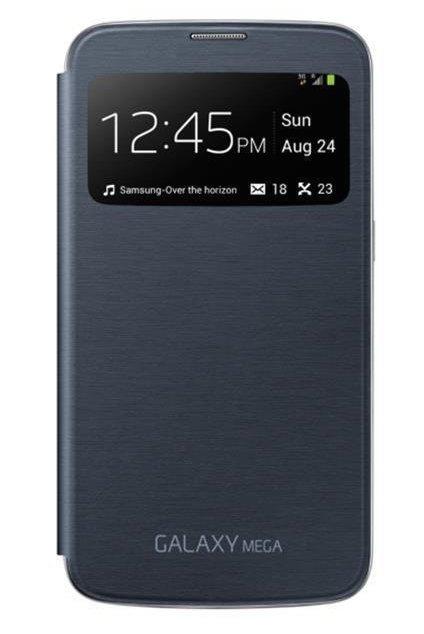 Etui Samsung EFCI920 pour Samsung Galaxy Mega Noir