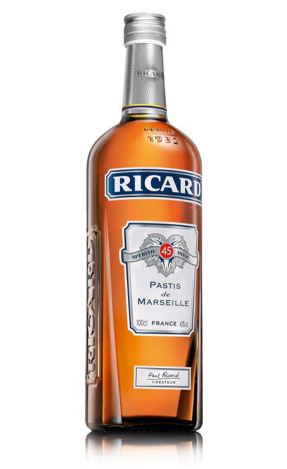 Bouteille de Ricard 150 Cl (10.90€ sur carte)